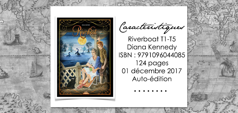 Riverboat de Diana Kennedy