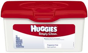 Simply Clean Huggies Wipes