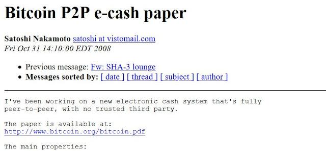 Bitcoin, 11-years in