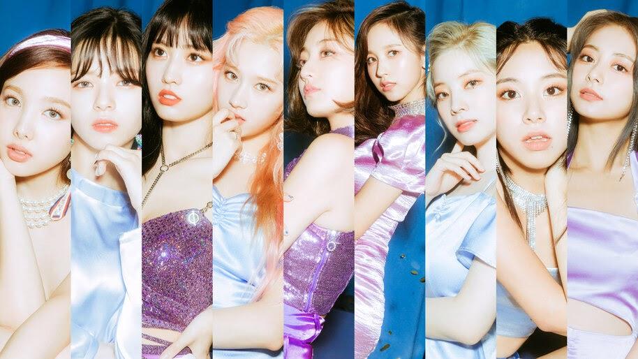 Twice Feel Special All Members 8k Wallpaper 5679