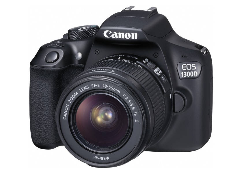 Spesifikasi dan Harga Canon 1300D