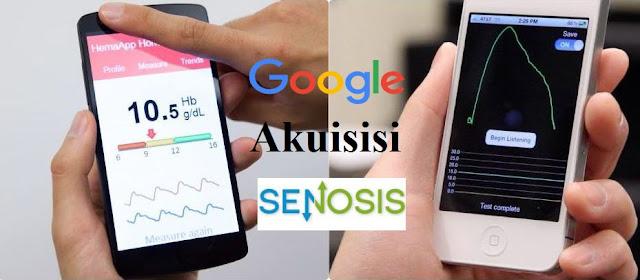 Google Akuisisi Startup Pembuat Aplikasi Kesehatan