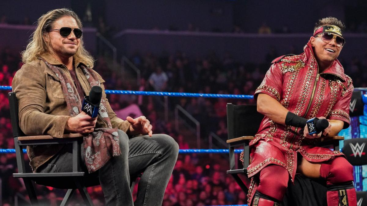 """The Miz: """"John Morrison tem o necessário para estar no main event da WWE"""""""