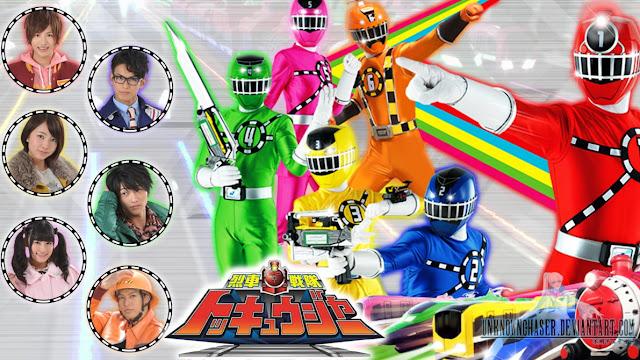 Ressha Sentai ToQger Batch Sub Indonesia