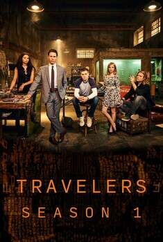 Travelers 1ª Temporada Torrent – WEB-DL 720p Dual Áudio