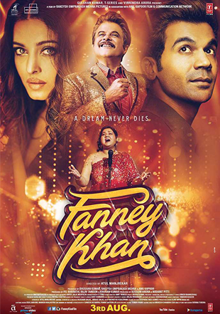 Fanney Khan 2018 Full Hindi Movie Download HDRip 720p ESub