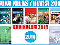 Buku Guru dan Siswa Kurikulum 2013 Kelas 7 Revisi 2016