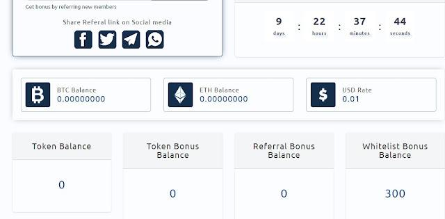 Bidium Airdrop Is On Receive 300 Bid Coins Free