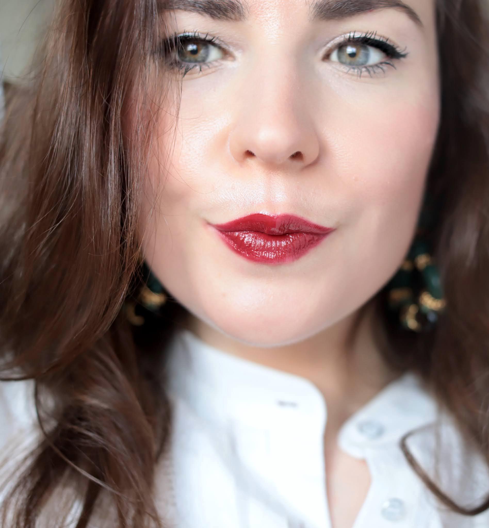 Guerlain Kiss Kiss shine Bloom 819 Corolla Rouge