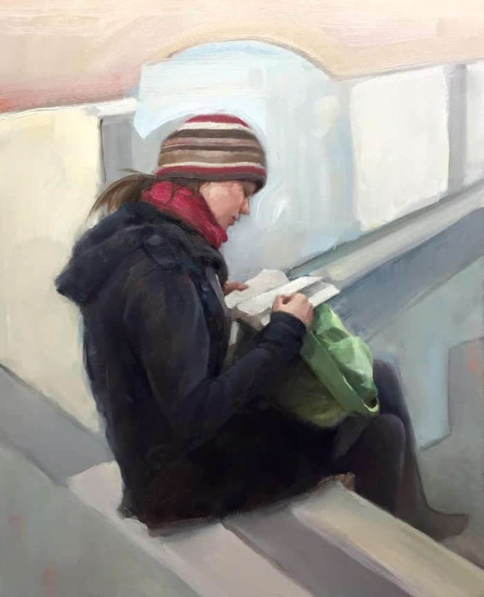 Современный американский художник. Matt Talbert