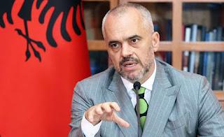 """Ο Ράμα πιέζει για το όνειρο της """"Μεγάλης Αλβανίας"""""""