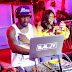 Bally Doing What He Knows Best On The Wheels As Bisola Sings So Amazingly (Photos)