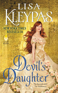 Book Review: Devil's Daughter (The Ravenels #5) by Lisa Kleypas | About That Story
