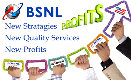 Image result for financial report for bsnl