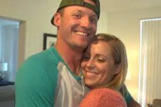 Josh With His Girlfriend Briana