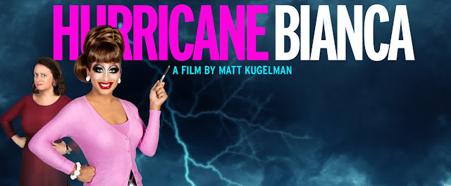 Locandina di Hurricane Bianca by Matt Kugelman with Bianca del Rio winner of Rupaul's Drag Race