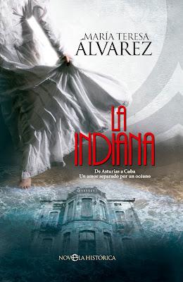 La indiana - María Teresa Álvarez (2014)