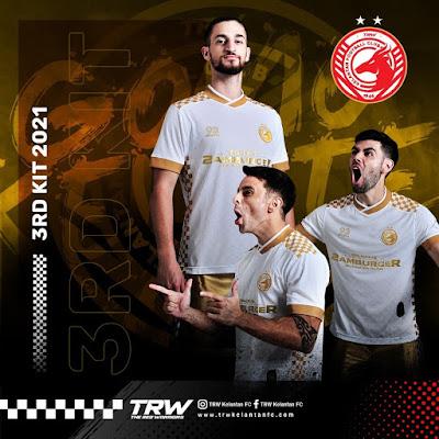 3rd Kit TRW Jersey