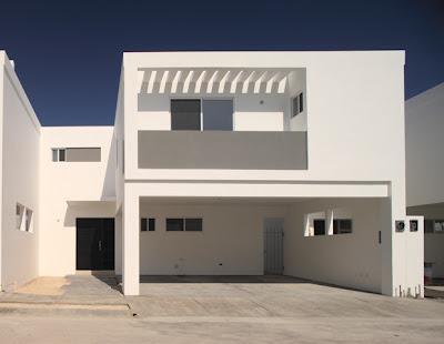 Fachadas de casas estilo minimalista proyectos de casas for Casa tipo minimalista