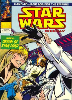 Star Wars Weekly #107