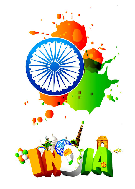 15 august happy independence day wishes wallpaper for mobile phone  india
