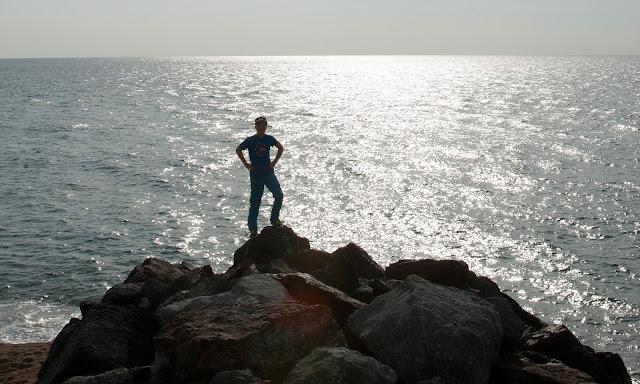 Met tegenlicht fotograferen verdwijnt de blauwe lucht