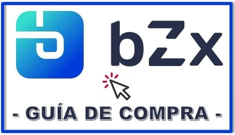 Cómo Comprar Criptomoneda bZx Protocol BZRX Coin