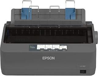 Epson LX-350 Dot Matrix Printer Drivers Download