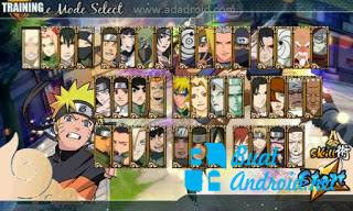Download Naruto Shippuden: Ultimate Naruto Senki 2 Mod By Doni Apk
