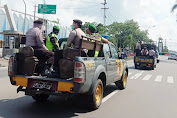 Jelang Lebaran, Polres Pandeglang Jaga Kamtibmas Malam Takbir