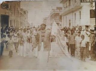 Mirada al Carnaval del Colón de Ayer 1970 - 1990