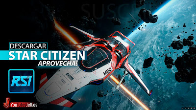 como descargar Star Citizen gratis para pc