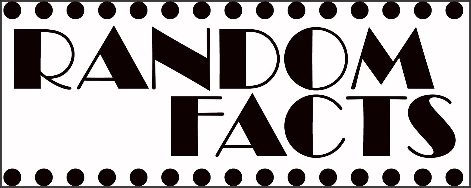 Christina Juleson Photography: Random Facts