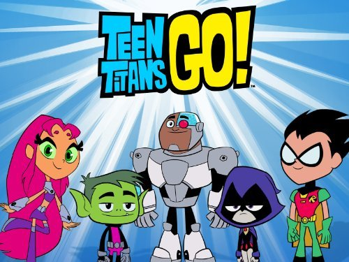 Teen Titans Online Hd