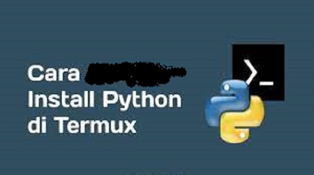 Cara Instal Python di Termux