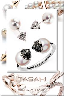 ♦Tasaki Jewelry #tasaki #jewelry #rings #earrings #brilliantluxury