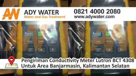 JUAL CONDUCTIVITY METER Lutron BCT 4038