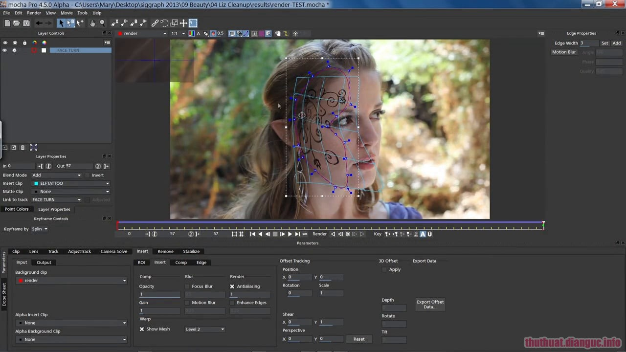 Download Mocha Pro For Adobe 2019 v6.1.0.0 Full Crack