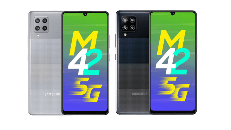 Samsung Galaxy M42 5G announced featuring SD750G and 5,000mAh battery