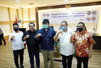 Herman Deru Ajak Jurnalis Kembangkan Good News