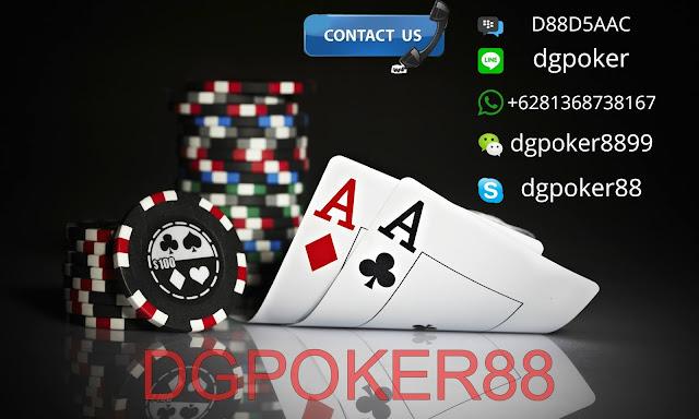 Layanan Customer Service DGPoker Judi Online
