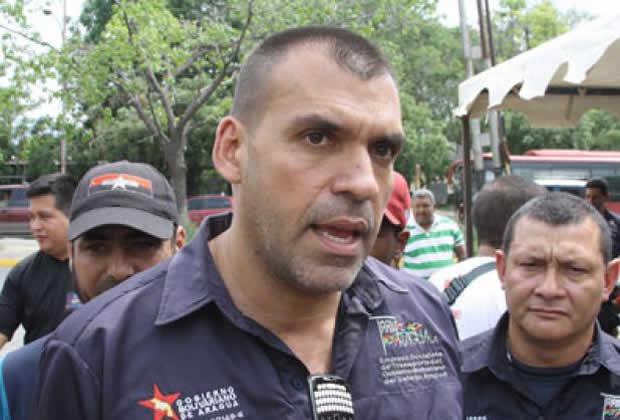 Hipólito Abreu: El subsidio a la gasolina se recibe en el carnet de la patria