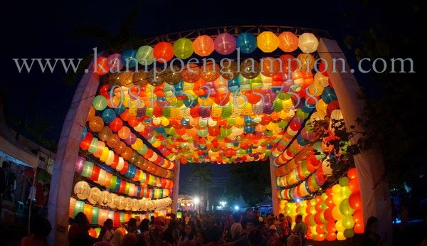Gerbang Lampion