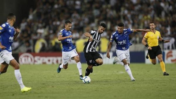 Ceará e Cruzeiro empatam