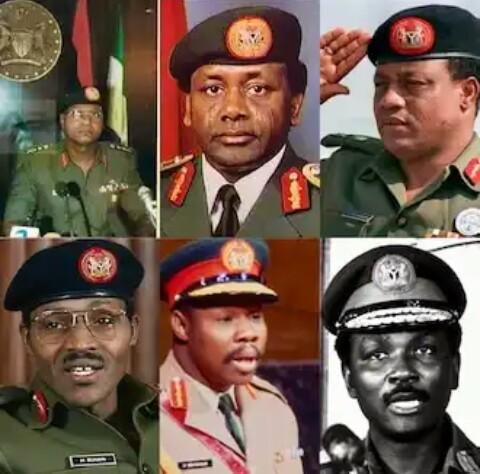 list of nigeria coup detat