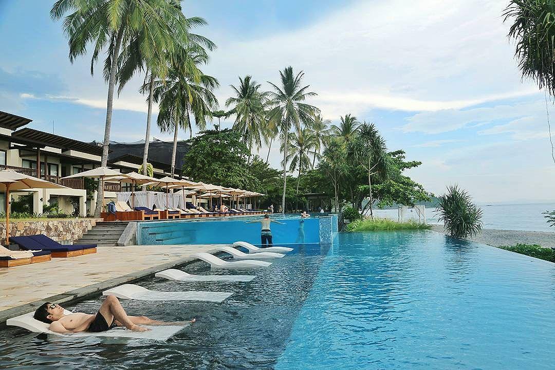 8 Kolam Renang Di Lombok Yang Instagramable Jalan Jalan