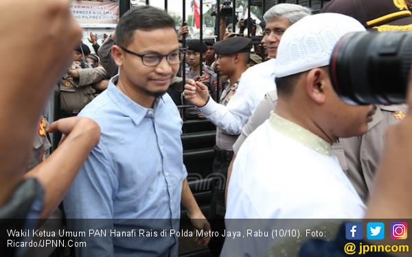 Hanafi Sebut Kasus Ratna Dipakai buat Gagalkan Prabowo-Sandi