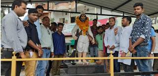 आदिवासी छात्र संघ (एसीएस) एवं राष्ट्रीय अनुसूचित जाति-जन जाति युवा संघ (नाजी) के दुवारा पूरे प्रदेश में यात्रा निकाली जा रही हैं