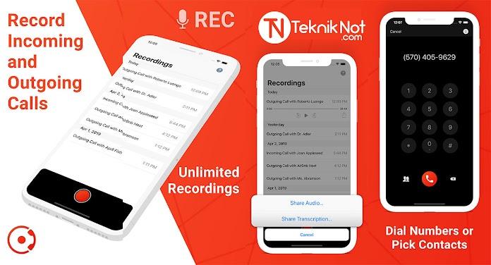 CallTap: Phone Call Recorder