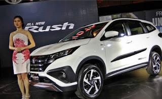 Toyota Rush sẽ về Việt Nam 2018